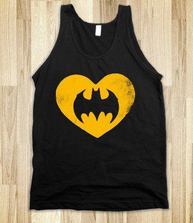 love batman shirt