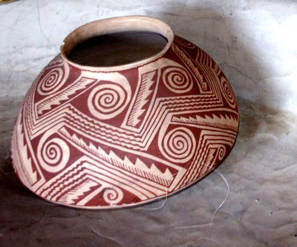 hohokam pottery | Prehistoric Cultures of North Am
