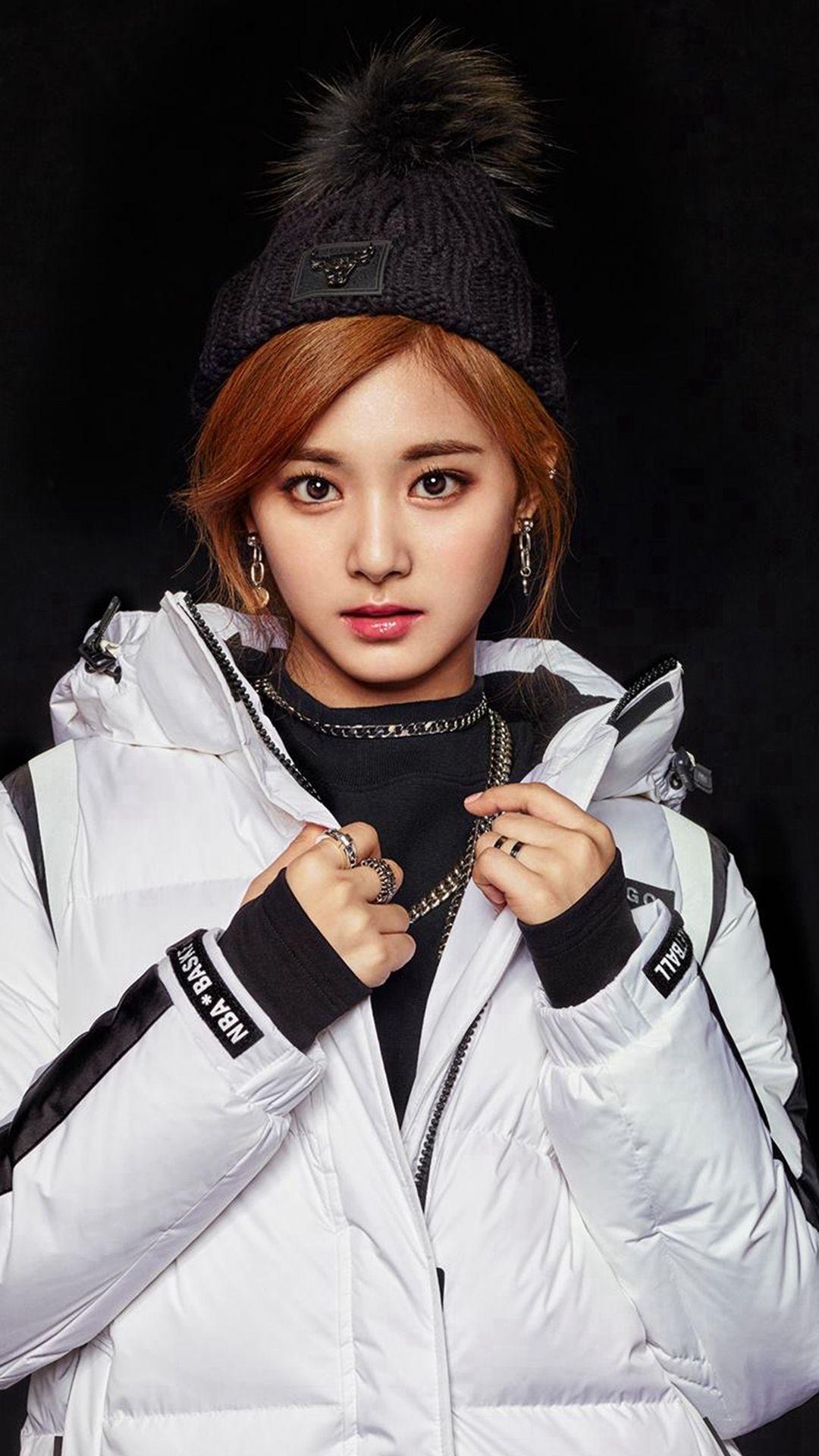 Kpop Girl Sungso Asian Winter iPhone 6 wallpaper