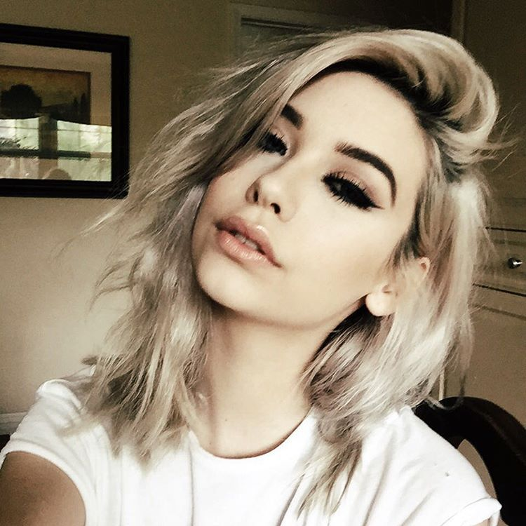 Amanda steele instagram hair
