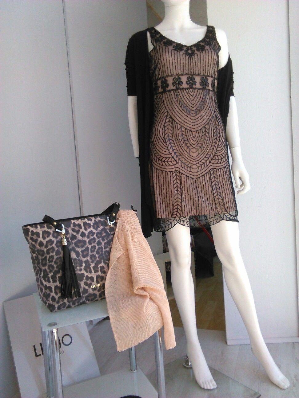 Magazzinitex con borsa liu-jo abito Molly B. Cardigan Kicca,,a Trinità Valledoria e Castelsardo