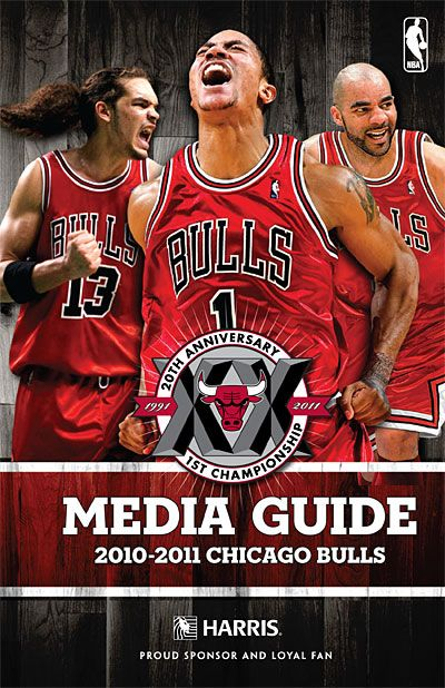 Media Guide for Chicago Bulls