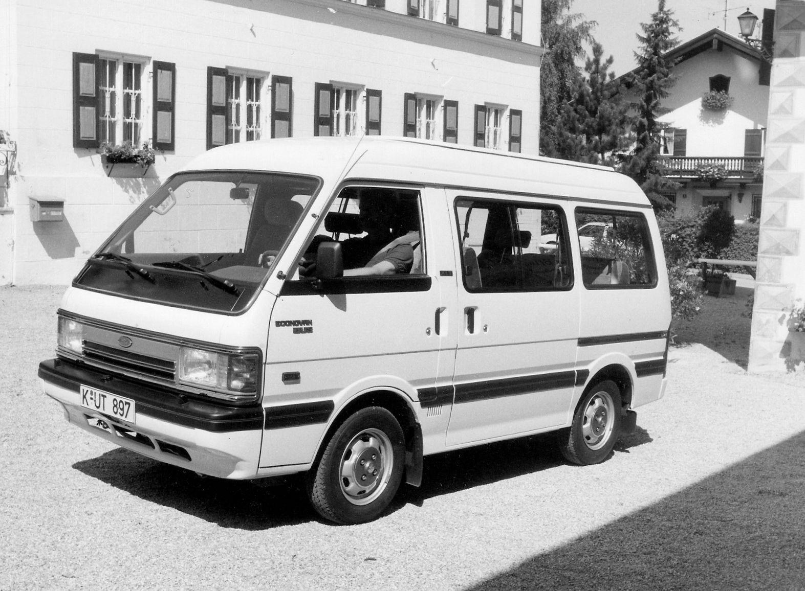 ford econovan xlt bus pressebilder ford iaa 1986 pinterest rh pinterest com Ford Econoline Van Ford Econoline Van