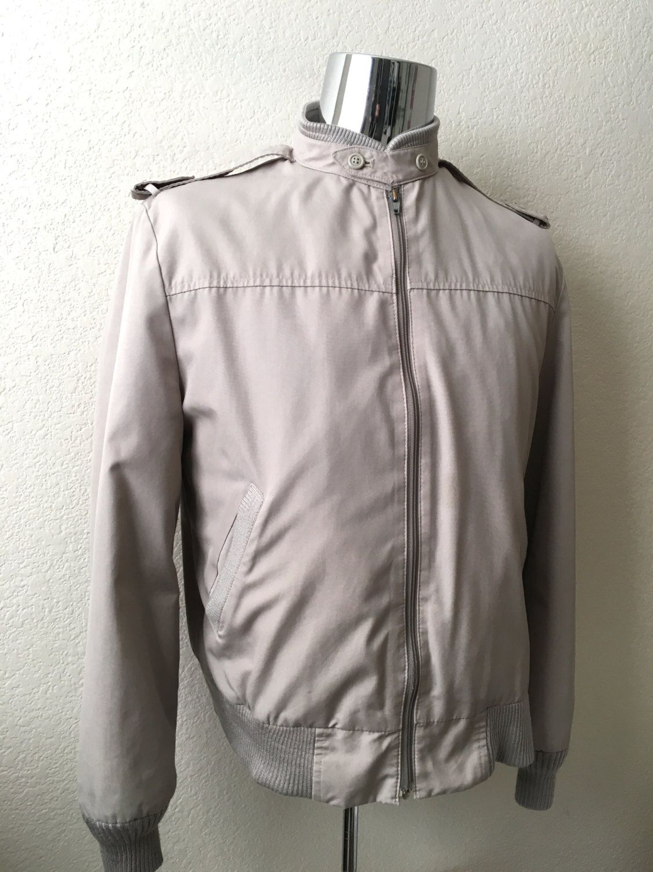 d19b206e8 Vintage Men's 80's London Fog, Jacket, Faux Fur, Fully Lined, Winter ...