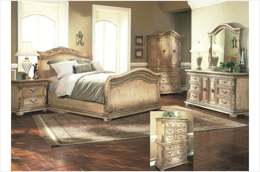 YT Furniture Florence Bedroom Set (Whitewash) Pamela\u0027s favorites
