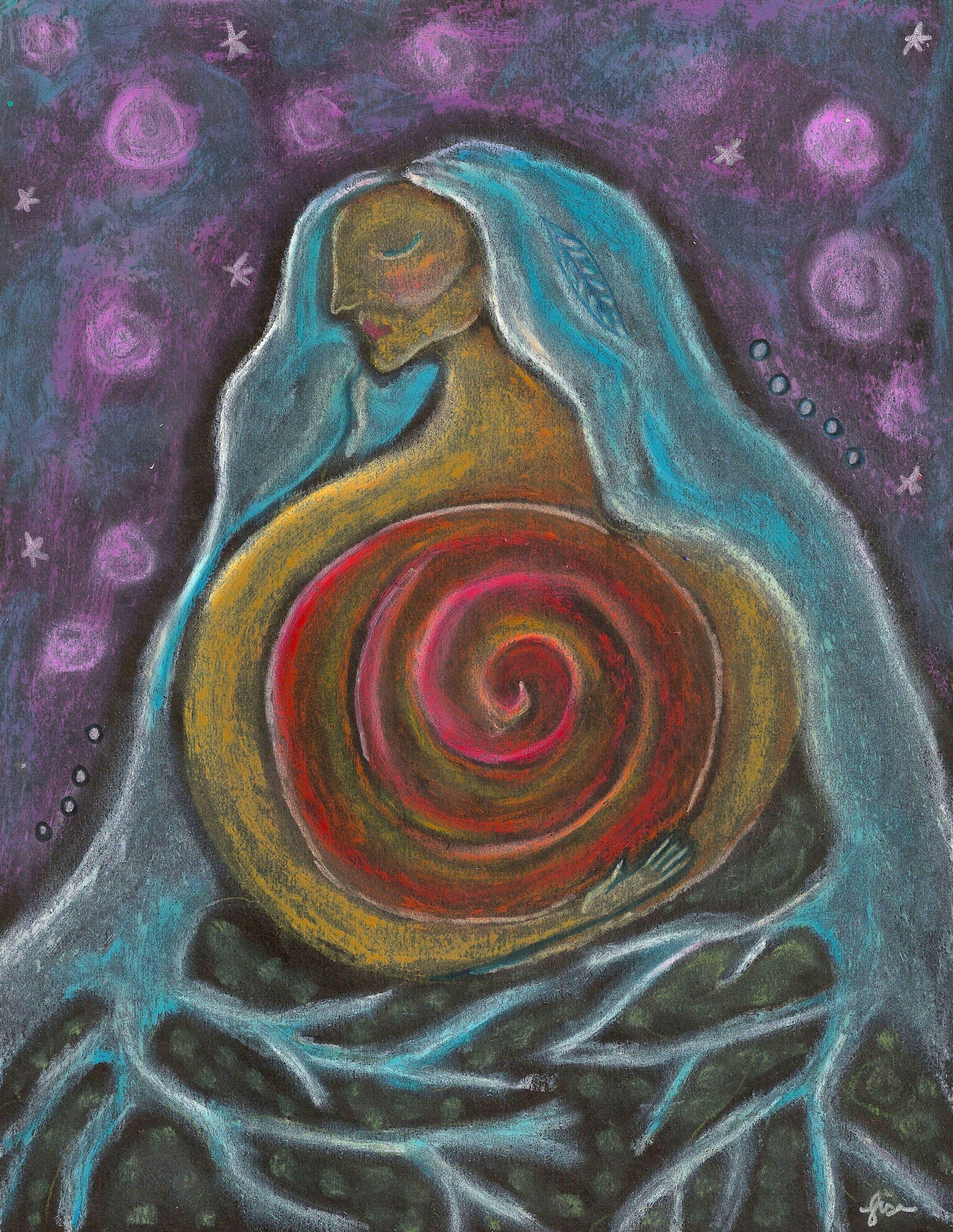 To embrace goddess is simply to discover the divine in yourself as to embrace goddess is simply to discover the divine in yourself as powerfully and vividly feminine sue monk kidd art center by lisa j biocorpaavc Images