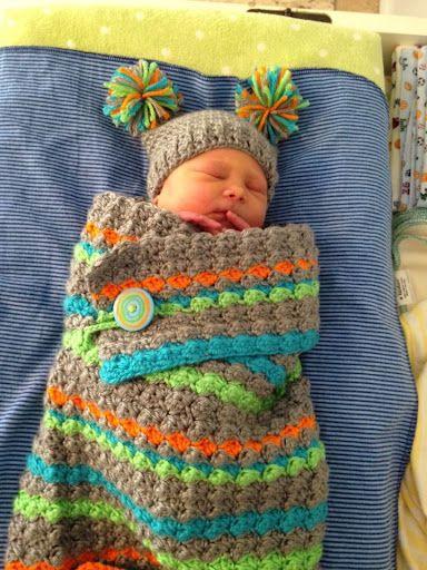 capullo bebe | lana | Pinterest | Tejido, Bebe y Bebé