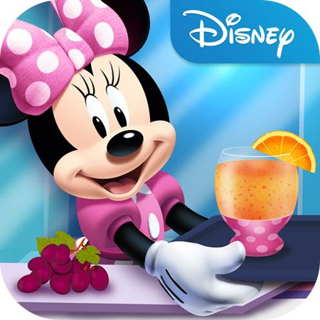 Join Minnie Daisy And Cuckoo Loca In Serving Up A Big Batch Of