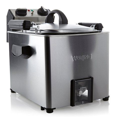 Waring Pro Rotisserie Turkey Fryer And Steamer Turkey Fryer
