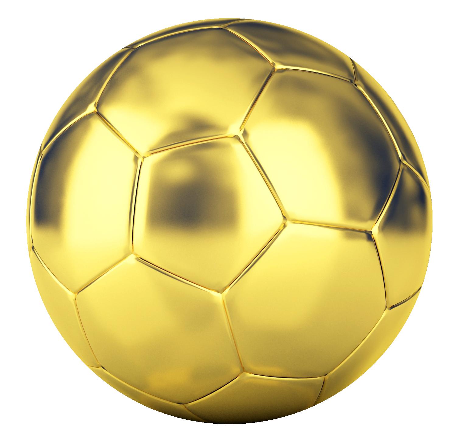 Golden Football Png Transparent Image Soccer Ball Soccer Ball