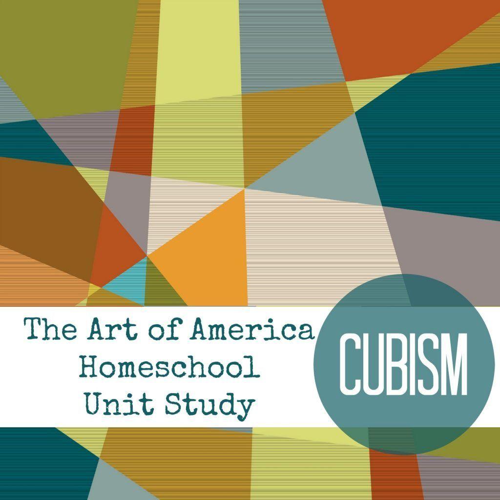 The Art Of America Homeschool Unit Study The Early