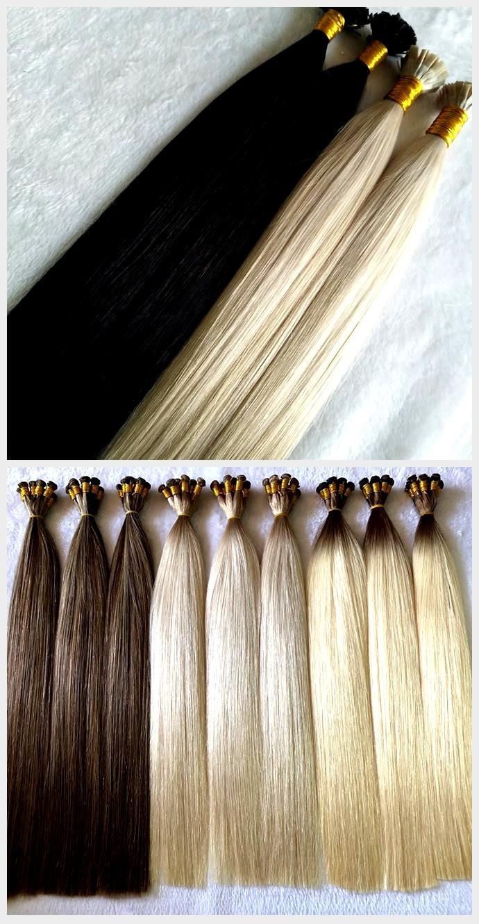 100% human hair extensions from china hair factory with ...