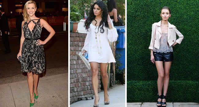 6 dicas essenciais de moda para as baixinhas   Moda Feminina ... c009fe3922