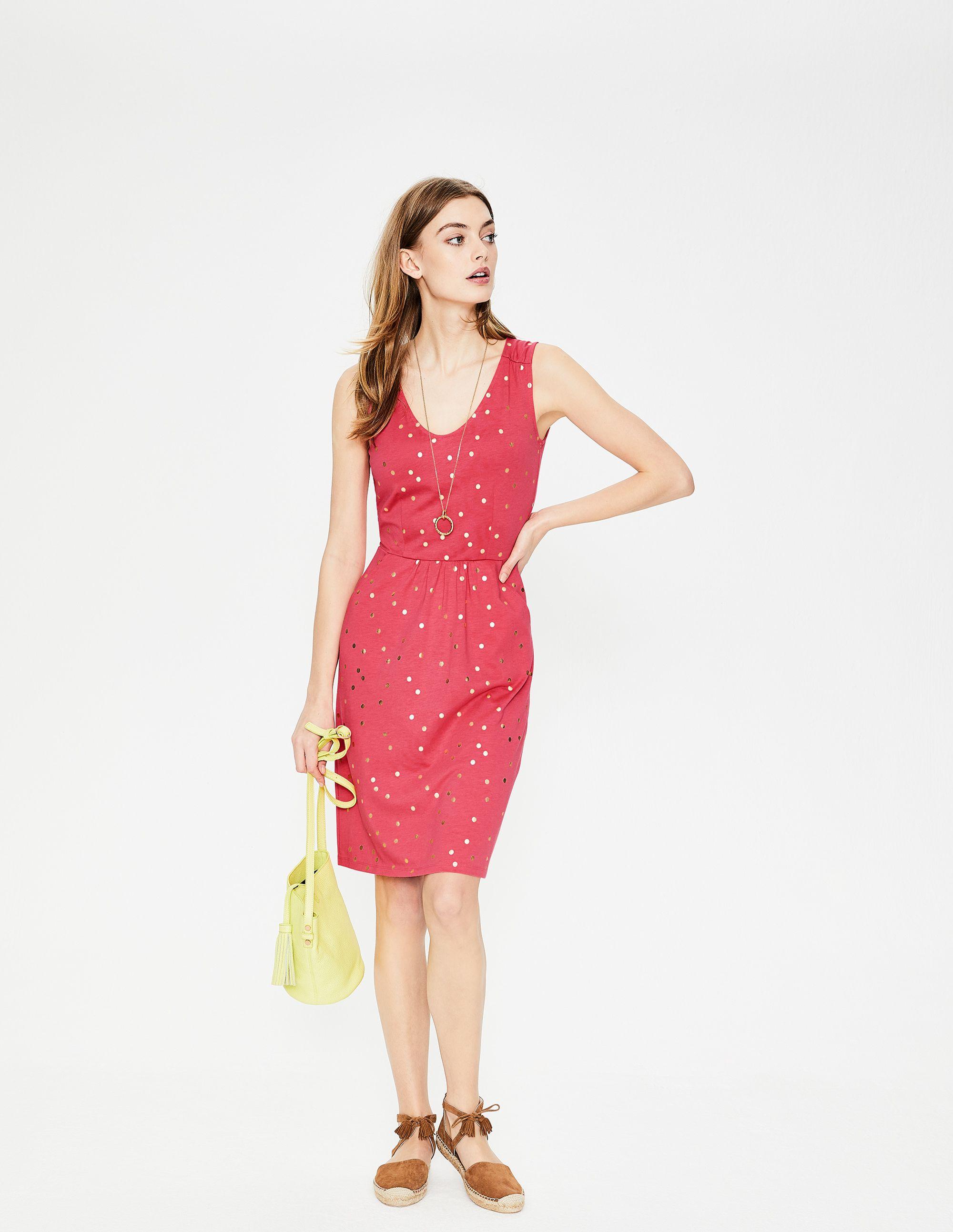 e3269a39f991 Melinda Jersey Dress J0185 Dresses at Boden - size 6R