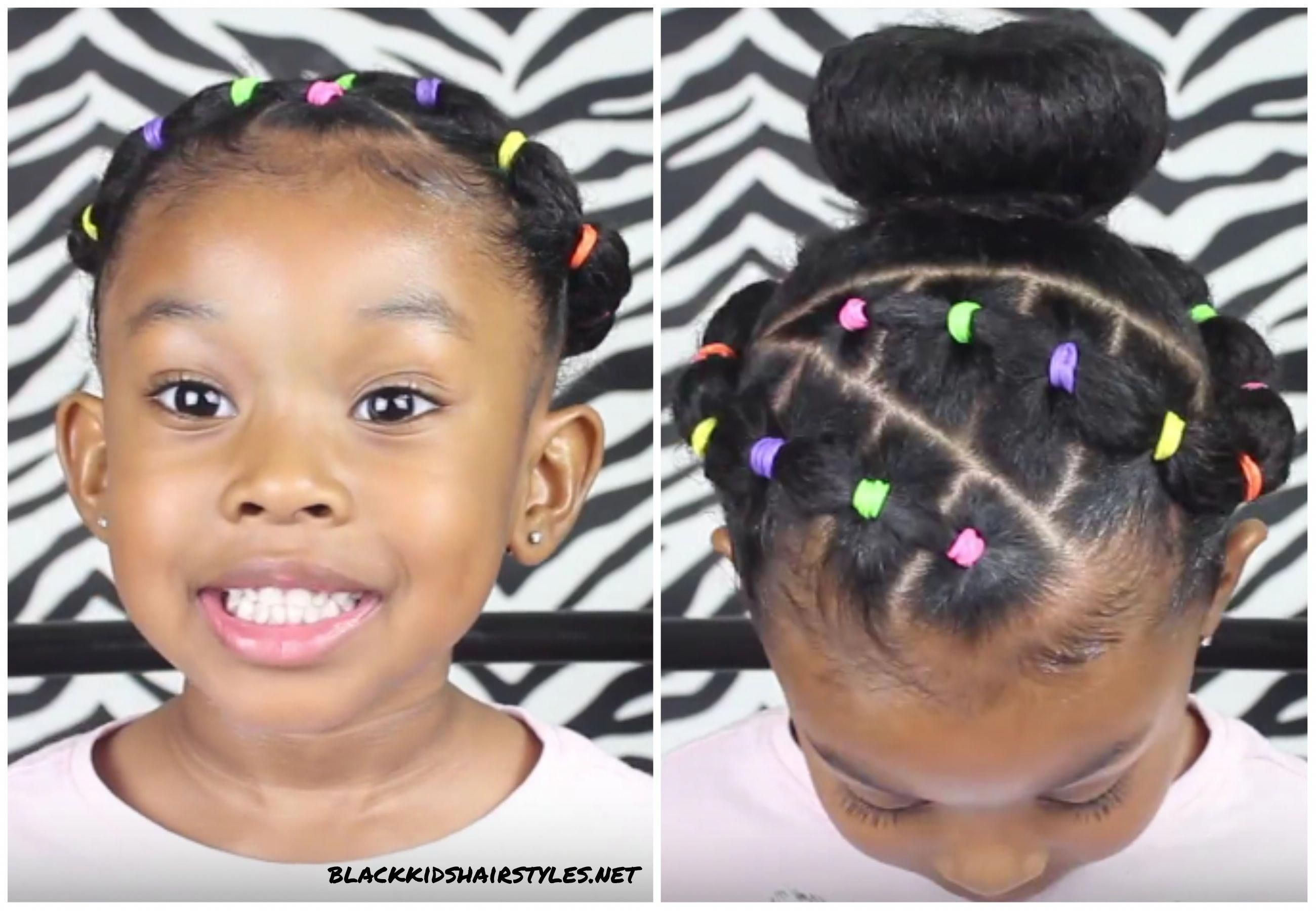 This Cute Style Got My Attention Because Of All Of The Fun Kid