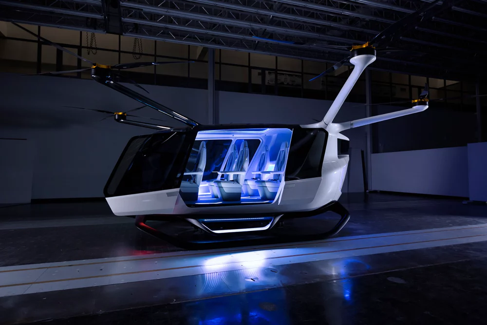 Skai Claims Its Air Taxis Will Cost The Same Per Mile As Taking An Uber Hydrogen Fuel Cell Fuel Cell Hydrogen Fuel