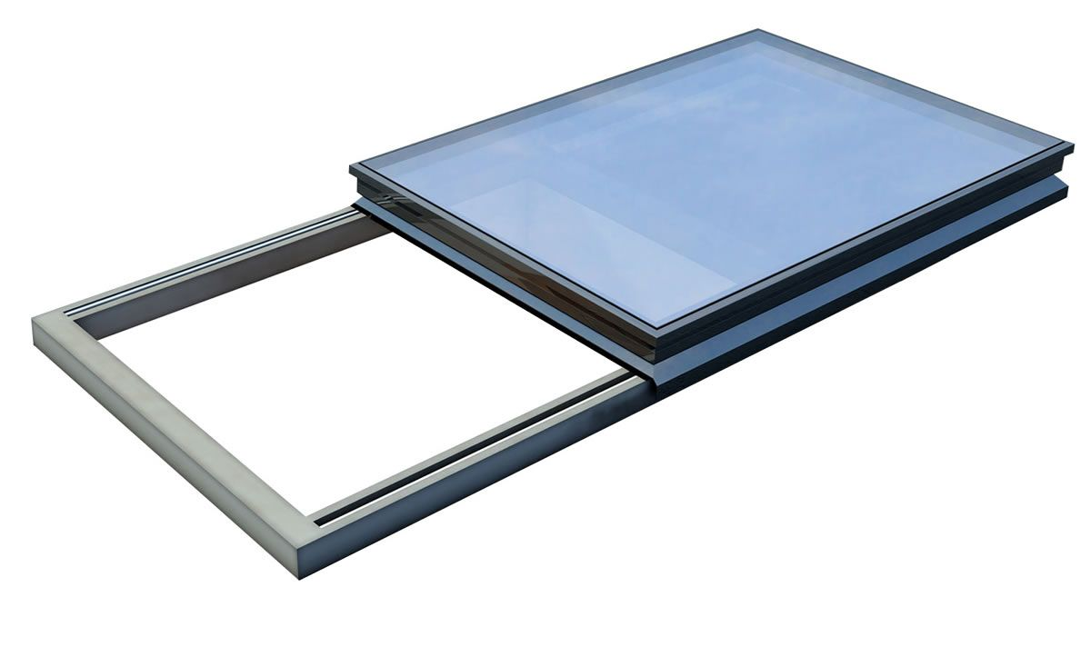 Superieur Electric Sliding Glass Roof Lights | Slimline Glazing U0026 Aluminium Systems