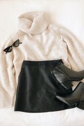 Cuddle Weather Heather Beige Turtleneck Sweater  #love #instagood #photooftheday #fashion #beautiful...