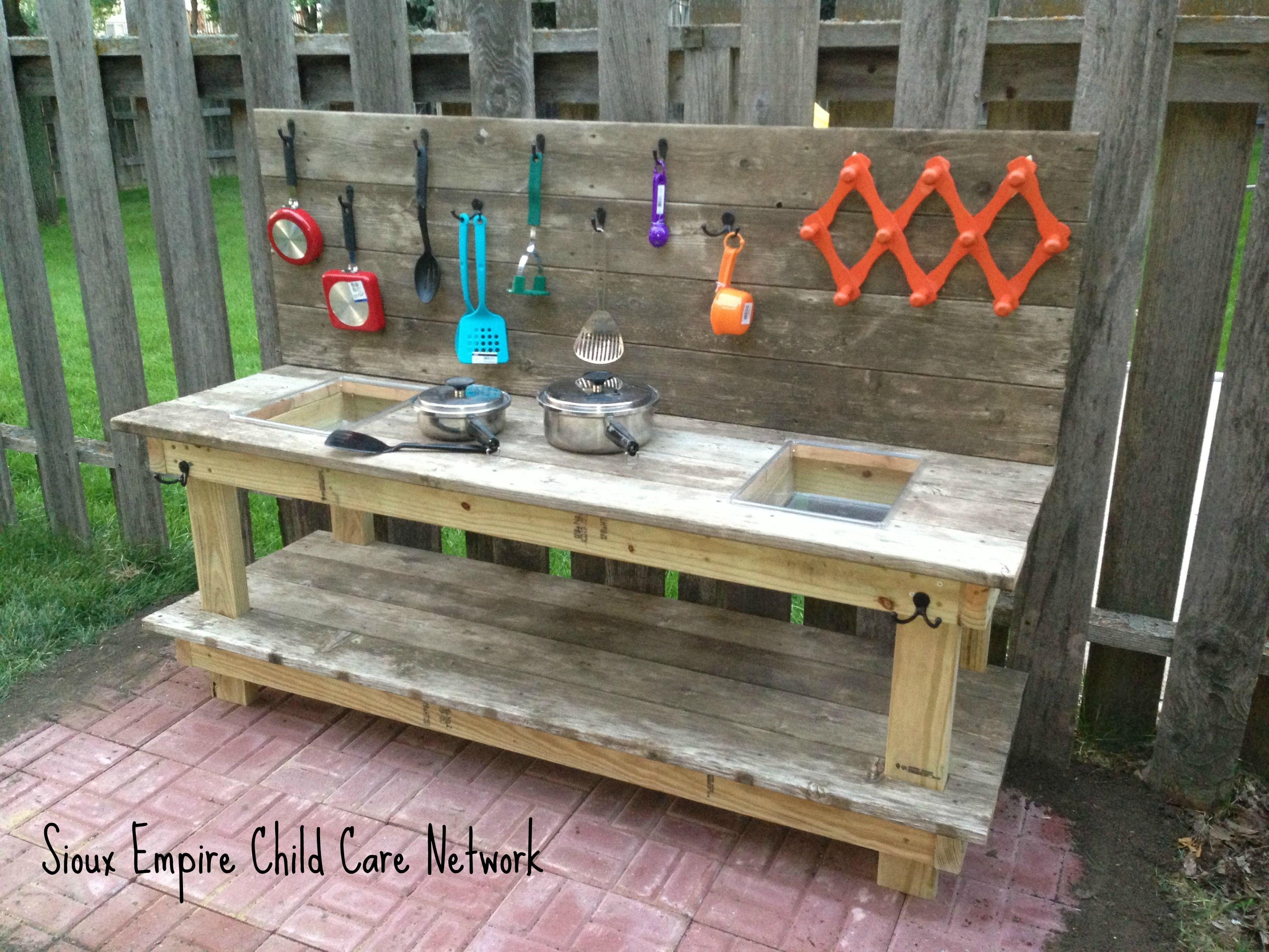Mud Kitchen Ideas Eyfs.Mud Kitchen Plans Kitchen And Living Space Interior