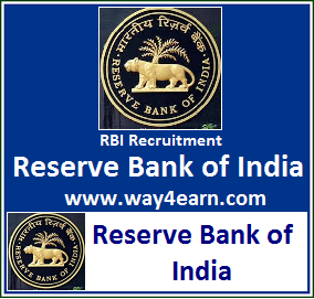 reserve bank of india law officer recruitment