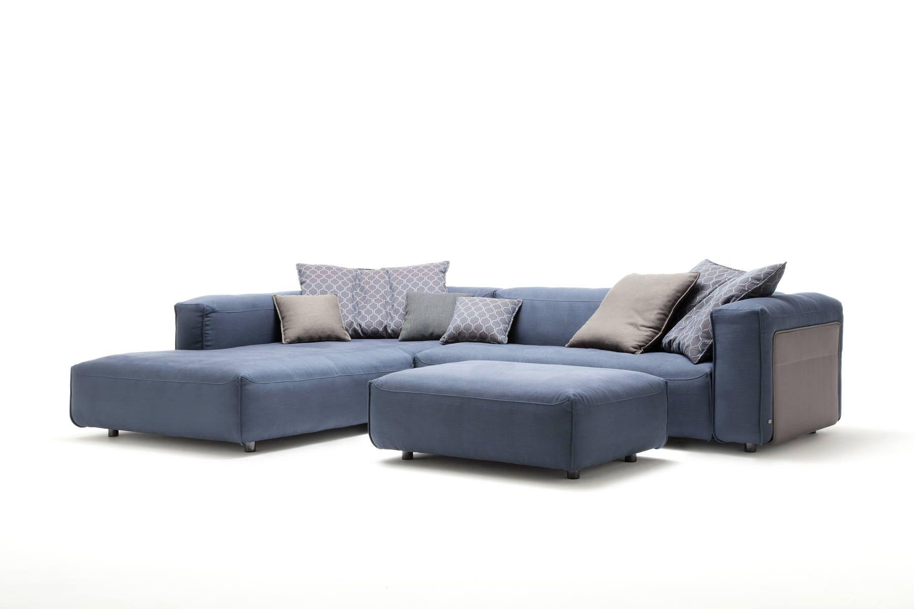 comfortable rolf benz sofa. Excellent-Blue-Rolf-Benz-Sofa-Plura-that-Elbow- Comfortable Rolf Benz Sofa M