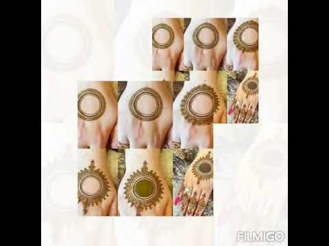 💚💛💚💛💛💚💛💚💛💚beautiful easy step by step mehndi designing course, easy heena look for girls💛💚💛💚💛💚💛💚💛💚💛💚 - YouTube