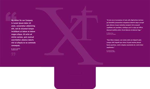 indesign-folder-template-inner | design | pinterest | indesign, Presentation templates