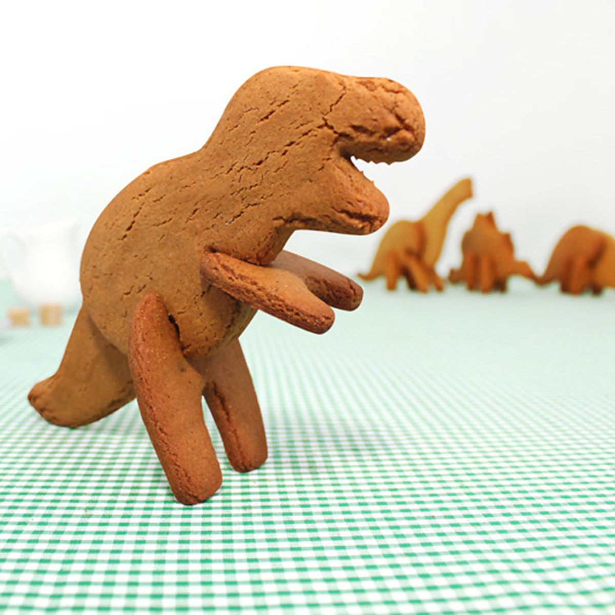 3D Cookie Cutters T-Rex  OMG - so cool!!!!!!