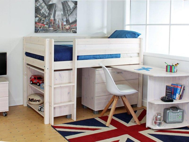 Thuka Trendy - Shorty D Cabin Bed   Nancy   Childrens cabin beds ...