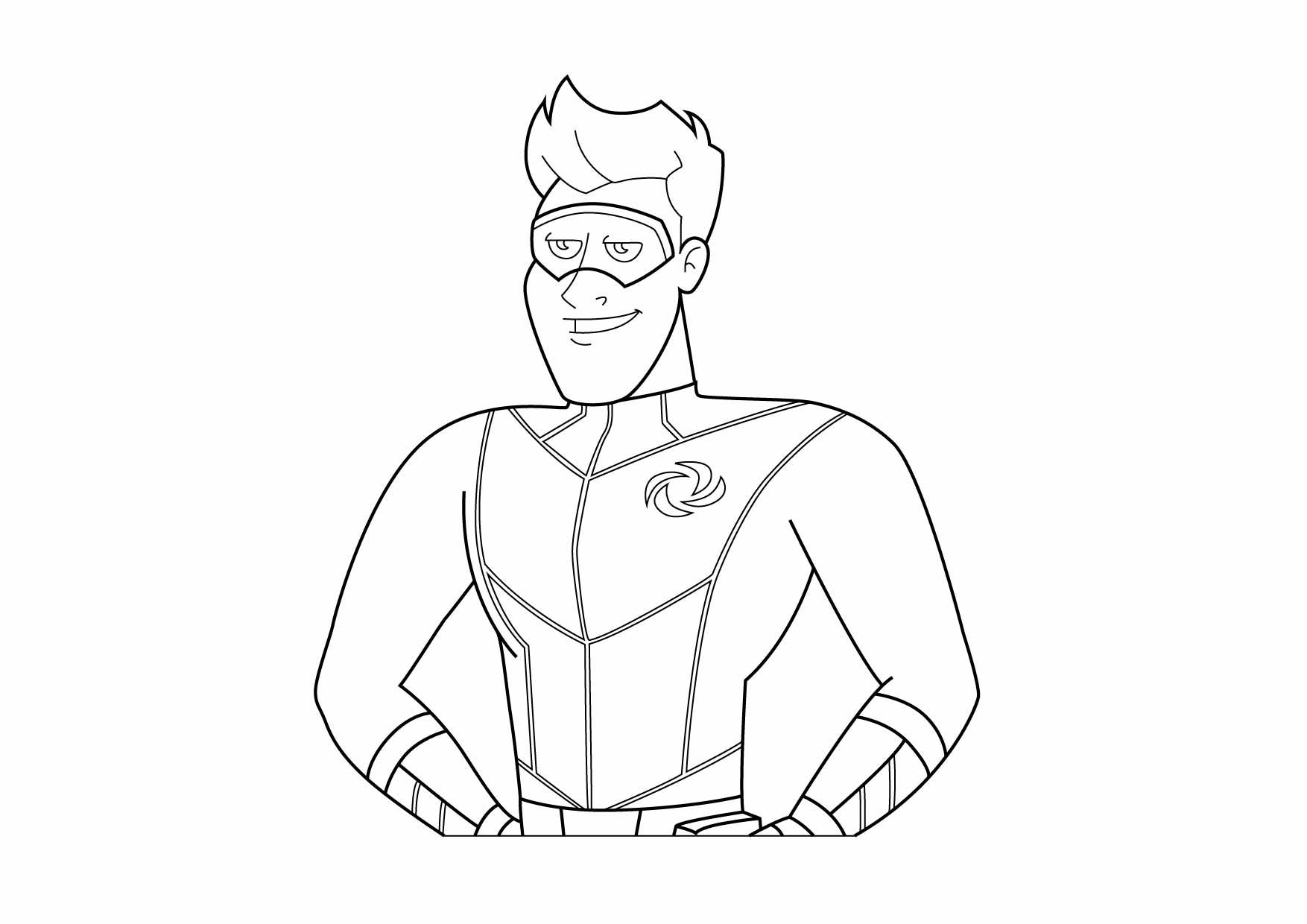 Henry Hart From Henry Danger Popular Examples How To Draw Henry