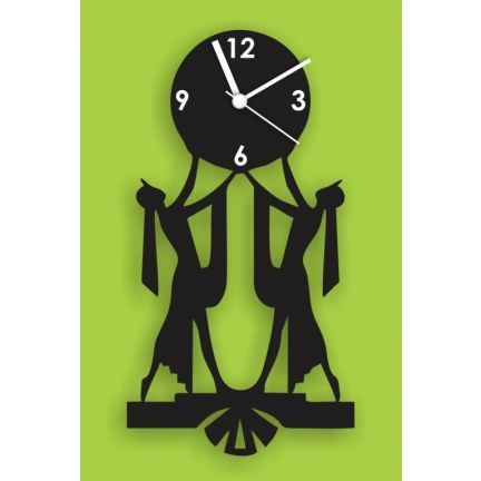Fab Time Black Ancient Wall Clock Add Oodles Of Style To Your Home With An Exciting Range Of Designer Furniture Furnishings Decor Items And Kitchenware We