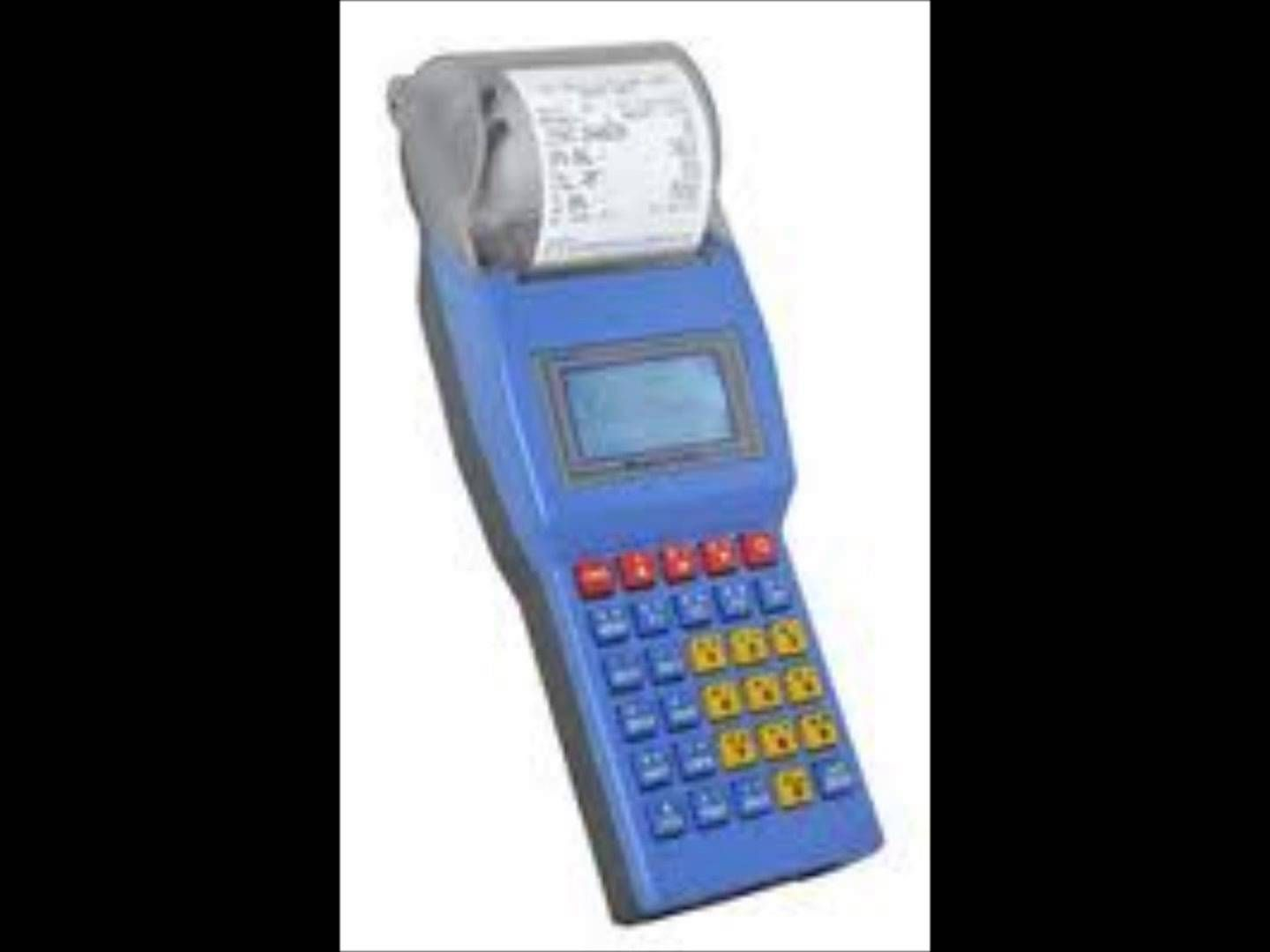 Hand Held Terminal Manufacturers In Bangalore Billing Machine