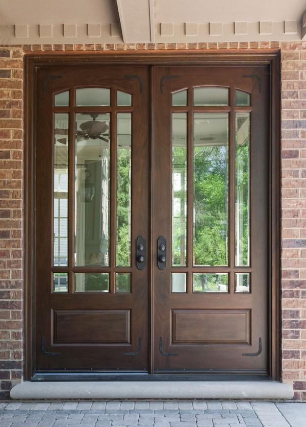Front Door Ideas Let People Into Your Home Beautifully Decor Around The World Front Door Design Exterior Doors With Glass Rustic Entry Doors