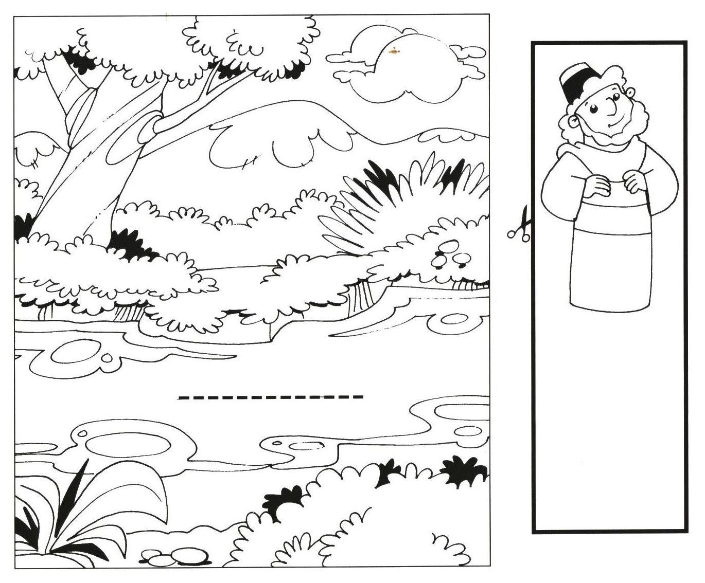 Free printable coloring pages elisha - Naaman Coloring Pages Coloring Pages Pictures