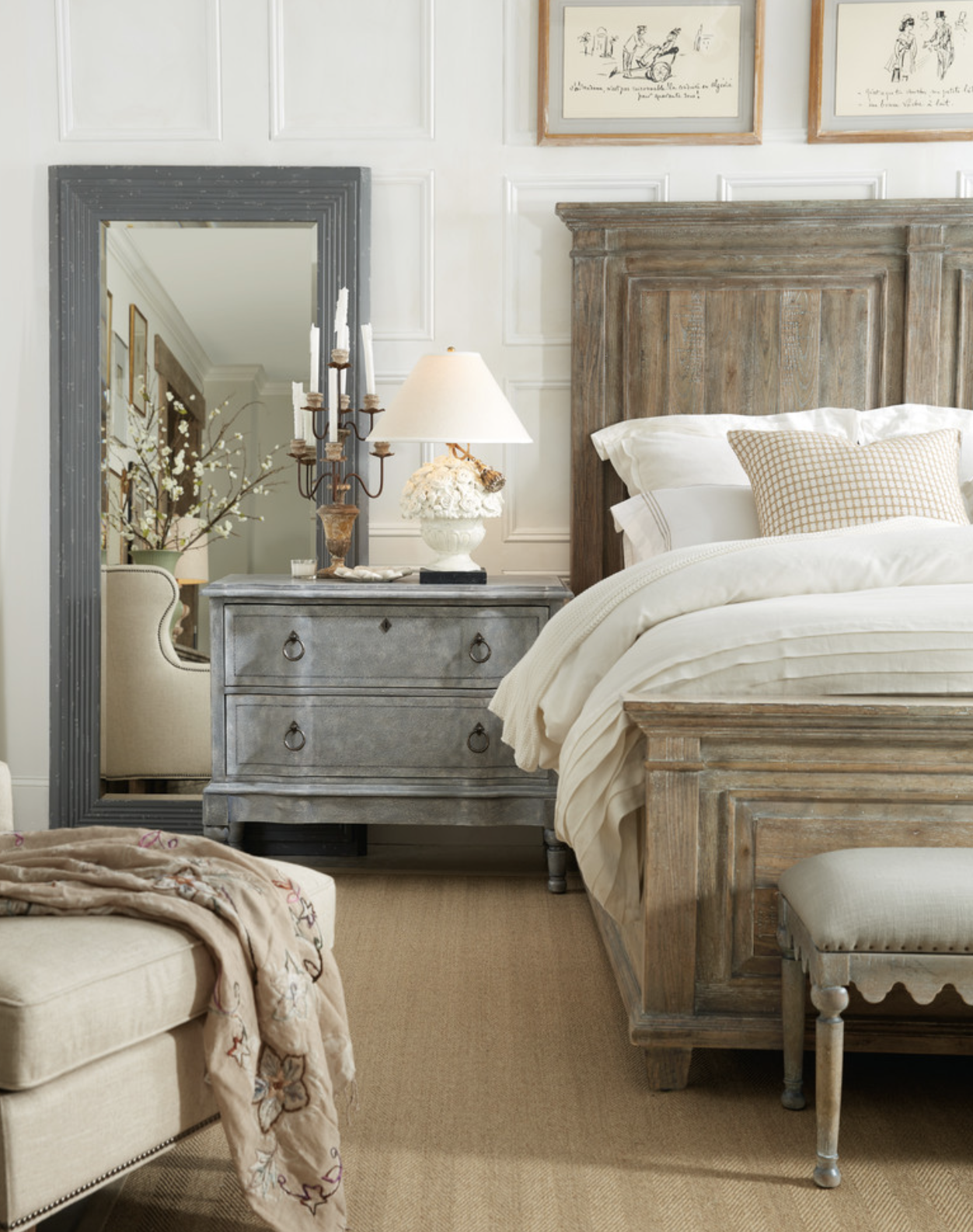 Neutral Colors Are A Great Way To Make Your Bedroom Feel Nice And