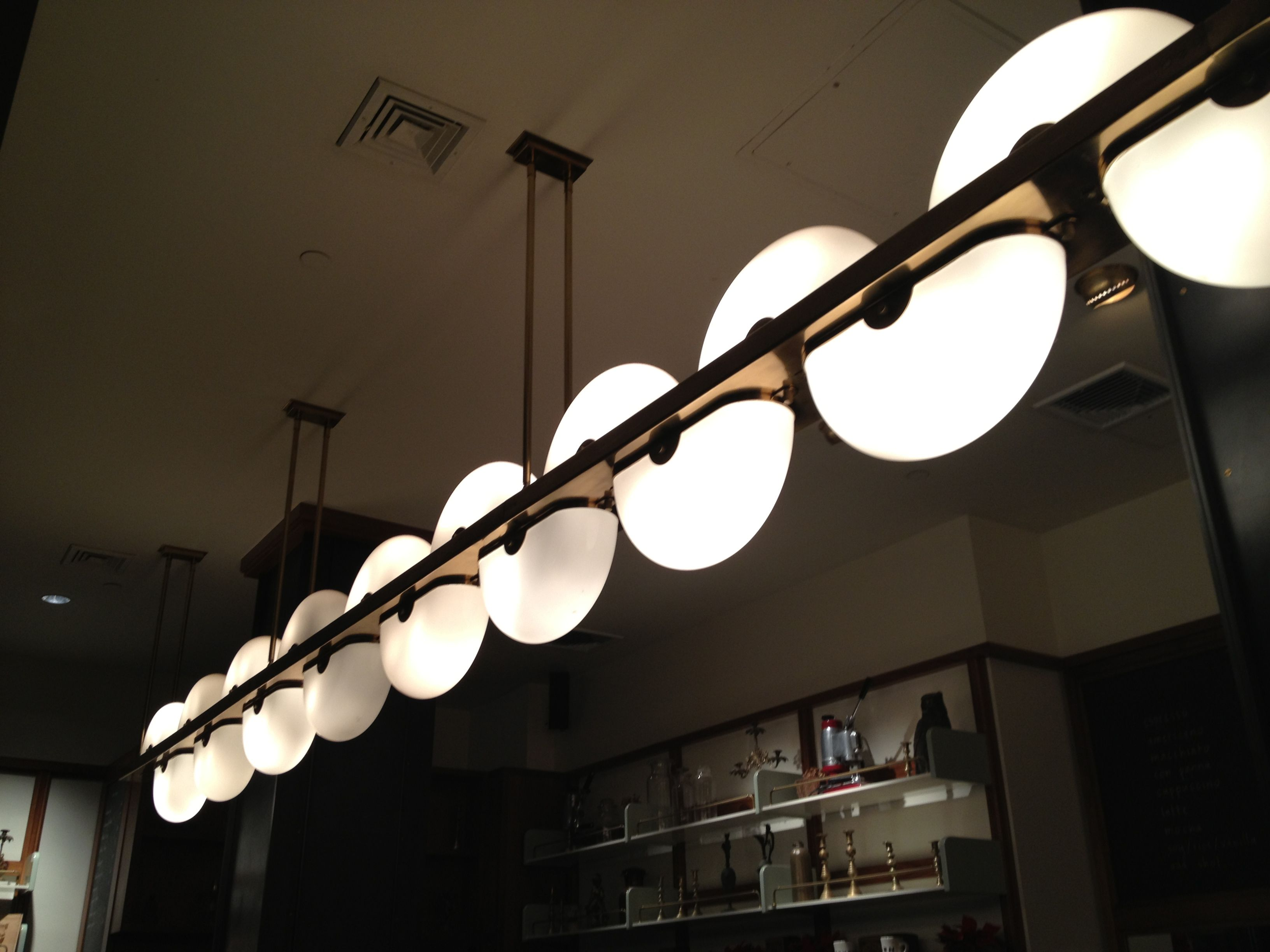 Cool Lighting At The Ace Hotel Nyc