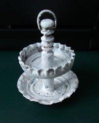 Beer bottle cap for miniatures