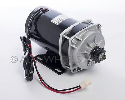 600w 36v Dc Electric Motor F Quad Go Kart Atv Fan Cooled