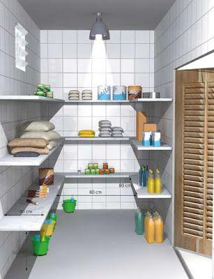Coisas (de decoração): transformando o banheiro de empregada numa ...