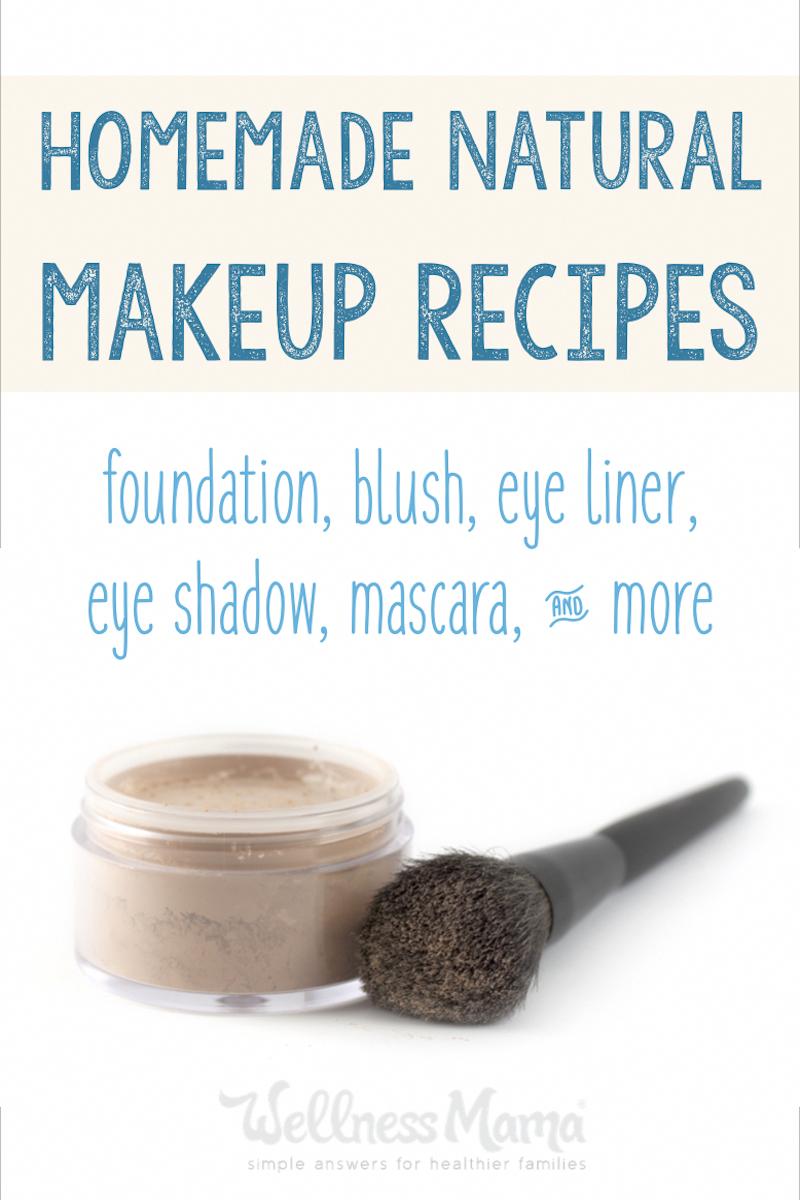 How to Make Natural Makeup at Home | Wellness Mama