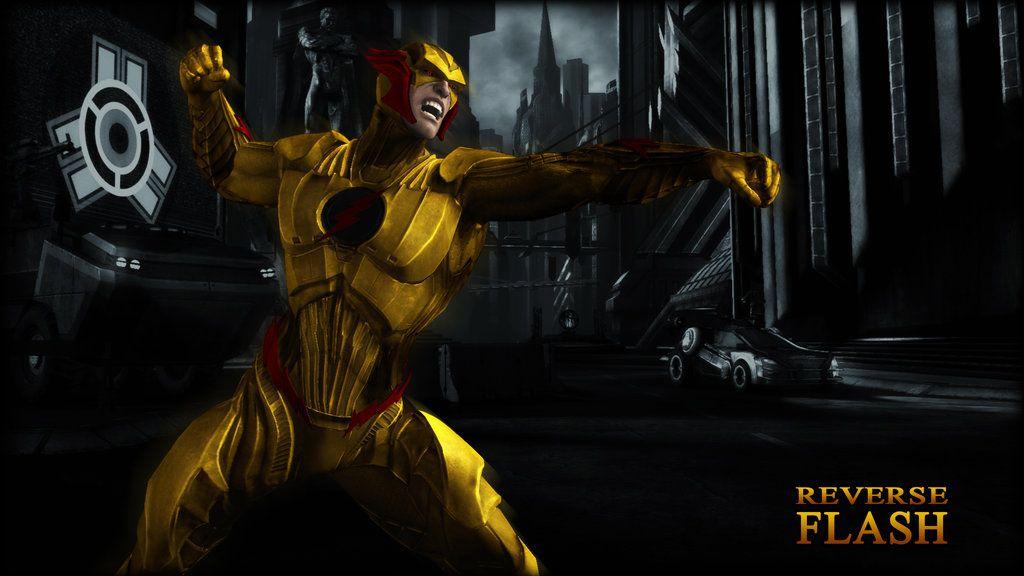 Reverse Flash Wallpaper By Batmaninc Deviantart Com On Deviantart Reverse Flash Flash Wallpaper Flash