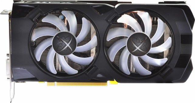 XFX - Hard Swap Edition AMD Radeon RX 480 4GB GDDR5 PCI