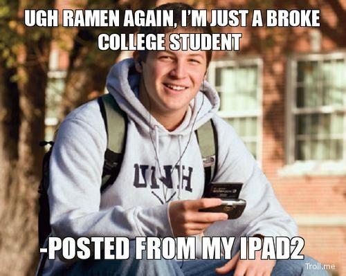 Ipad2 good for college?