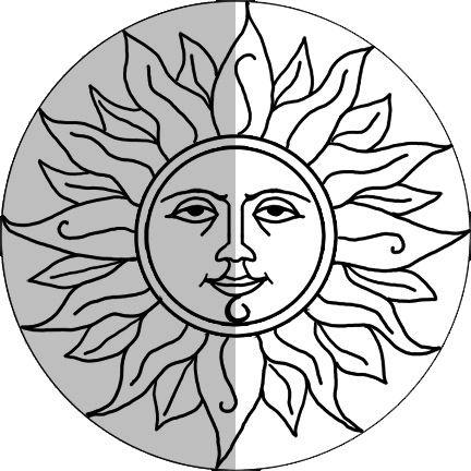 spring equinox | photos/symbols | Pinterest | Mandalas y Sol