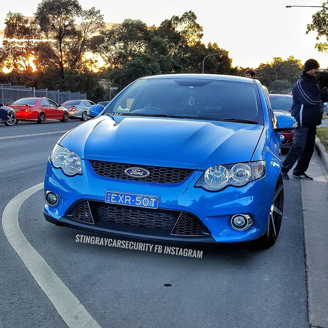 Pin On Ford Falcons Fg Fpv Xr6 Turbo