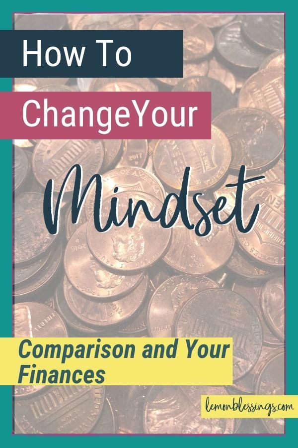 Based on my experiences with others and their finances, the biggest source of comparison in the world of personal finance comes with the idea that there is a one size fits all