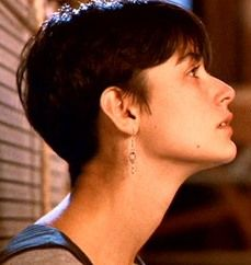 Demi Moore In Ghost Such An Adorable Haircut Pretty