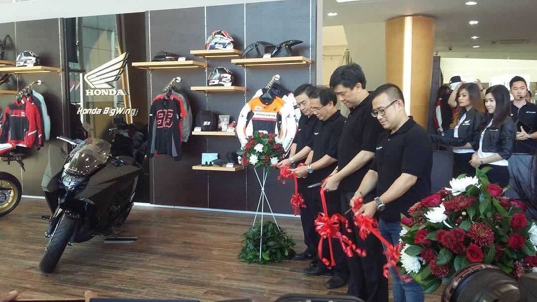 Resmi telah dibuka Astra Motor Center Semarang sebagai