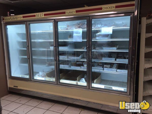 New Listing: https://www.usedvending.com/i/4-Door-Commercial-Reach-in-Freezer-for-Sale-in-Oklahoma-/OK-O-042S 4 Door Commercial Reach in Freezer for Sale in Oklahoma!!!