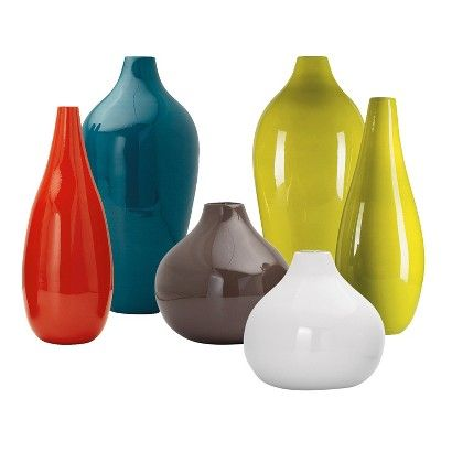 Juno Bamboo Vase Collection Target Small Spaces Accent